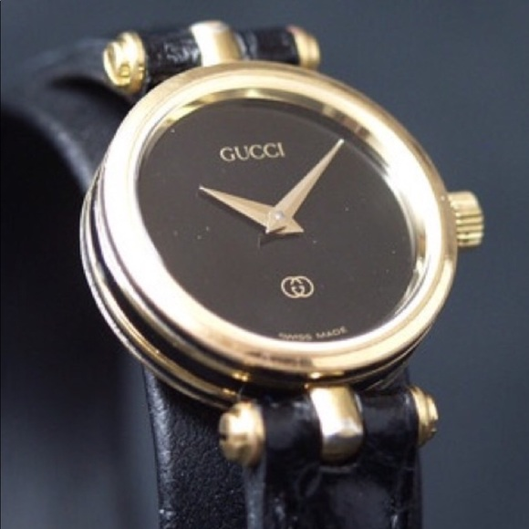 26fc16a93 Gucci Accessories - 🇮🇹⭐HP⭐Gucci 2000L Luxury 18K Gold Plated Watch